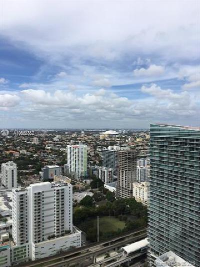 Sls Brickell Residences, Sls, Sls Brickell, Sls Brickell Condo, Sls Condo, Sls Residences Rental For Rent: 1300 S Miami #3811