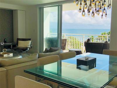 Key Biscayne Condo For Sale: 607 Ocean Dr #7J