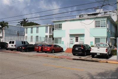 Miami Beach Commercial For Sale: 7830-42 Abbott Ave