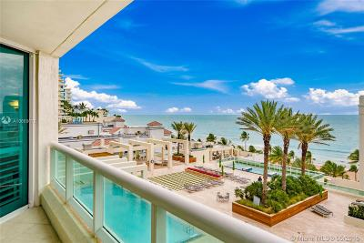 Fort Lauderdale Condo For Sale: 101 S Fort Lauderdale Beach Blvd #901