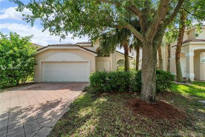 Coral Springs Single Family Home For Sale: 5331 NW 125th Ave