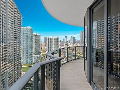 Miami Condo For Sale: 45 SW 9th St #3208
