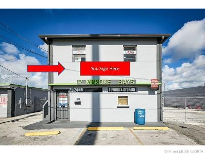 Hollywood Commercial For Sale: 1610 S Dixie Hwy