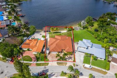 Miami Single Family Home For Sale: 17851 NW 84th Pl