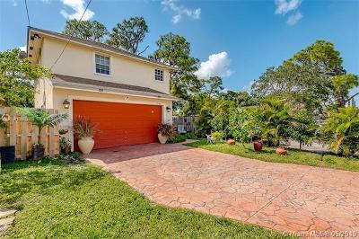 Oakland Park Single Family Home For Sale: 3431 NE 5th Ave