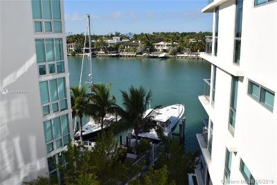 Miami Beach Condo For Sale: 6620 Indian Creek Dr #501