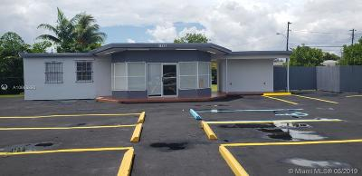 Hallandale Commercial For Sale: 820 Foster Rd