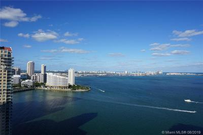 Brickell Single Family Home For Sale: 1331 NE Brickell Bay Dr #2902