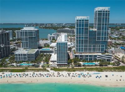Miami Beach Condo For Sale: 6801 Collins Ave #1104