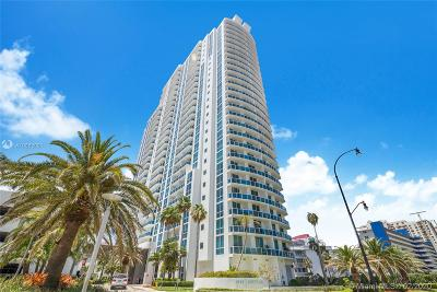 Hallandale Condo For Sale: 1945 S Ocean Dr #605