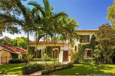 Single Family Home For Sale: 1319 Castile Ave