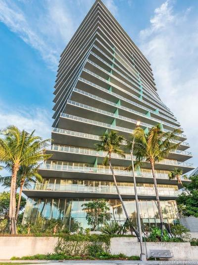 Coconut Grove Condo For Sale: 2669 S Bayshore #2001-N