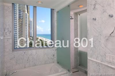 Sunny Isles Beach Rental For Rent: 17475 Collins Ave #801