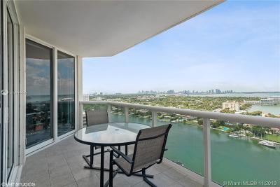 Miami Beach Condo For Sale: 4779 Collins Ave #2406