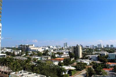 Flamingo, Flamingo South Beach, Flamingo South Beach Co., Flamingo Condo, Flamingo South Beach Cond, Flamingo South Beach I, Flamingo South Beach I Co Rental For Rent: 1500 Bay Rd #904S