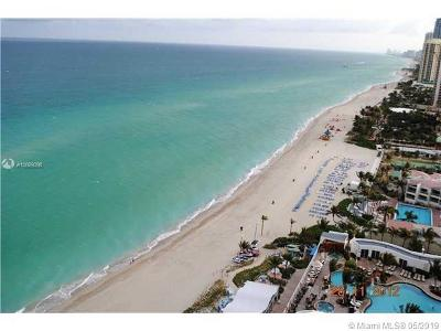 Trump Palace, Trump Palace Condo, Trump Palace Condominium Rental For Rent: 18101 Collins Ave #5109