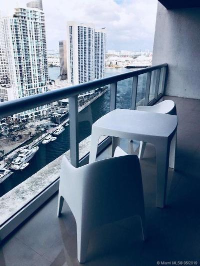 Condo For Sale: 485 Brickell Ave #3003