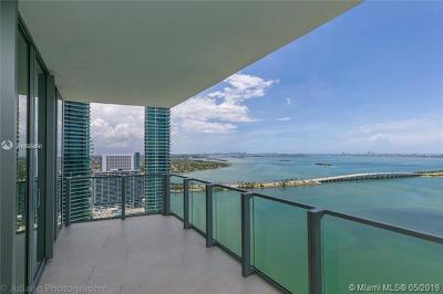 Biscayne Beach, Biscayne Beach Club, Biscayne Beach Condo, Biscayne Beach Club Condo, Biscayne Beach Residences Rental For Rent: 2900 NE 7th Ave #3702