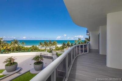 Bal Harbour Condo For Sale: 9601 Collins Ave #404