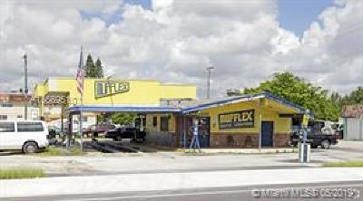 Miramar Commercial For Sale: 2600 S State Road 7