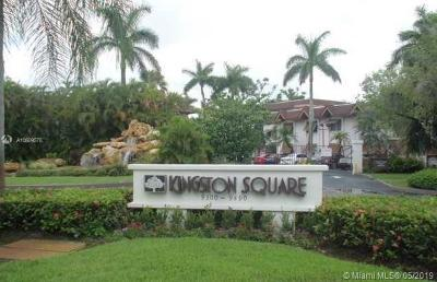 Condo For Sale: 9400 SW 77th Ave #K4