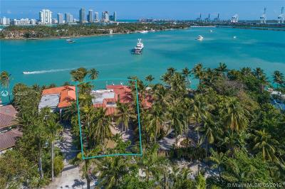Coconut Grove, Coral Gables, Fisher Island, Key Biscayne, Miami Beach Single Family Home For Sale: 2 S Hibiscus Dr