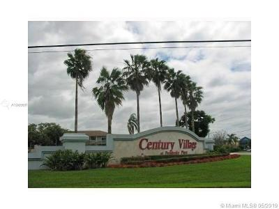 Pembroke Pines Condo For Sale: 500 SW 130th Te #205A