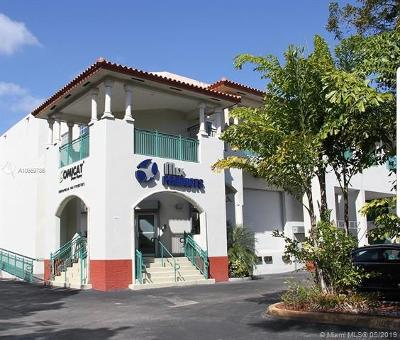 Doral Commercial For Sale: 10200 NW 25th St #111