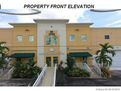 Doral Commercial For Sale: 3705 NW 115 Ave #7