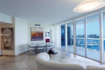 Miami Beach Rental For Rent: 400 Alton Rd #1104