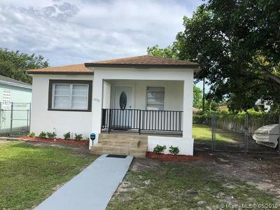 Miami Single Family Home For Sale: 1930 NW 68th Ter