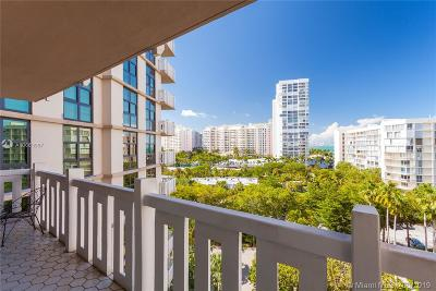Key Biscayne Condo For Sale: 1121 Crandon Blvd #E703