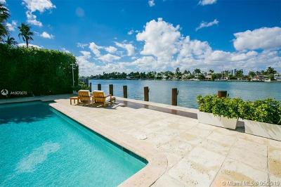 Coconut Grove, Coral Gables, Fisher Island, Key Biscayne, Miami Beach Single Family Home For Sale: 214 W Rivo Alto Dr
