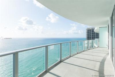 Hollywood Condo For Sale: 4111 S Ocean Dr #3802