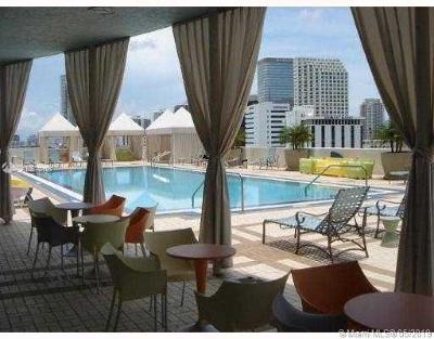 Vue At Brickell, Vue At Brickell Condo, Vue Condo, The Vue At Brickell Rental For Rent: 1250 S Miami Ave #1404