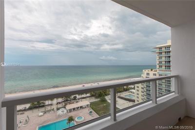 Miami Beach Condo For Sale: 5005 Collins Ave #1412