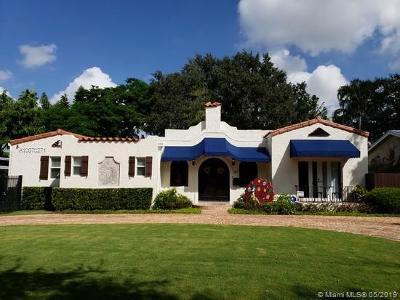 Miami FL Single Family Home For Sale: $1,899,000