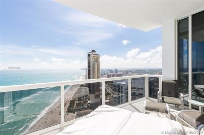 Trump Palace, Trump Palace Condo, Trump Palace Condominium Rental For Rent: 18101 Collins Ave #4804