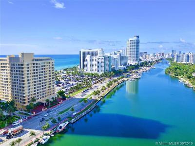 Miami Beach Condo For Sale: 4747 Collins Ave #409