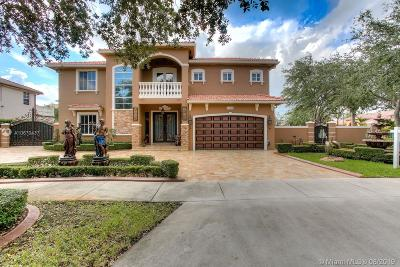 Miami Lakes Single Family Home For Sale: 16524 NW 77th Path
