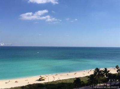 Miami Beach Condo For Sale: 6917 Collins Ave #1209
