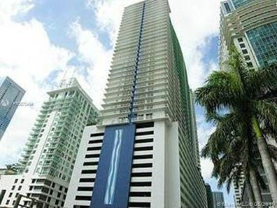 Miami Rental For Rent: 1200 Brickell Bay Dr #1907