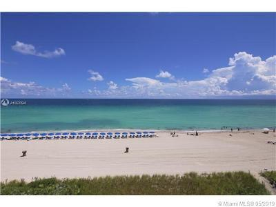 Ocean Four, Ocean Four Condo, Ocean Four Condo + Den, Ocean Four + Den, Ocean Four Condominium Rental For Rent: 17201 Collins Ave #506