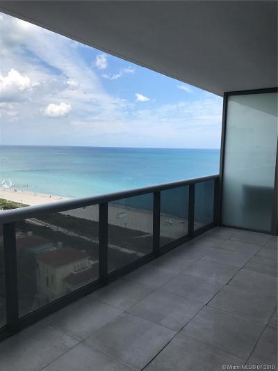 Mei, Mei Condo, Mei Condominium Rental For Rent: 5875 Collins Ave #1705