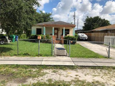 Miami Gardens Single Family Home Active Under Contract: 1923 NW 154th St