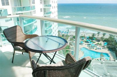 Hollywood Condo For Sale: 3801 S Ocean Dr #14M