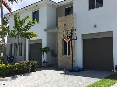 Miami Condo For Sale: 17720 SW 149th Pl #17720