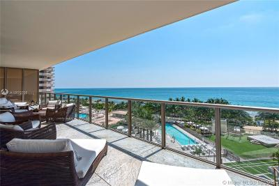 Bal Harbour Condo For Sale: 9705 Collins Ave #702N