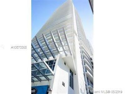 Rental For Rent: 1100 S Miami Ave #3806