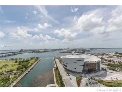 Marina Blue, Marina Blue Condo, Marina Blue Condominium, Marinablue, Marinablue Condo Condo For Sale: 888 Biscayne Blvd #2106